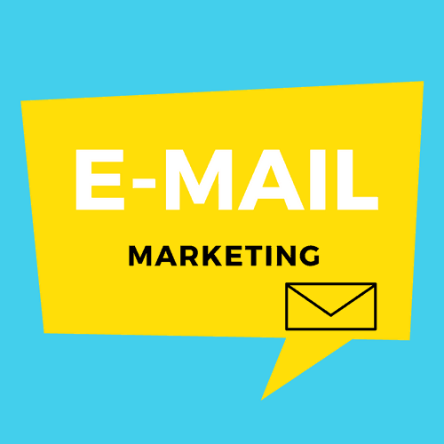 Lead generation through E-mail Marketing